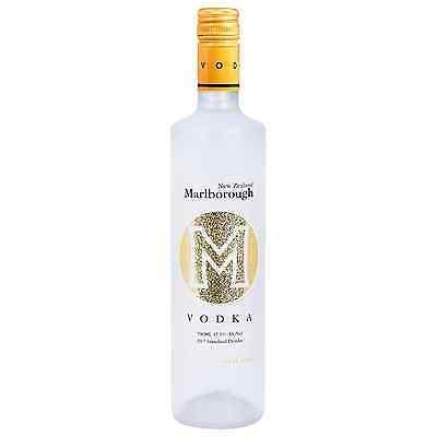 Divas M Vodka 700mL bottle Marlborough