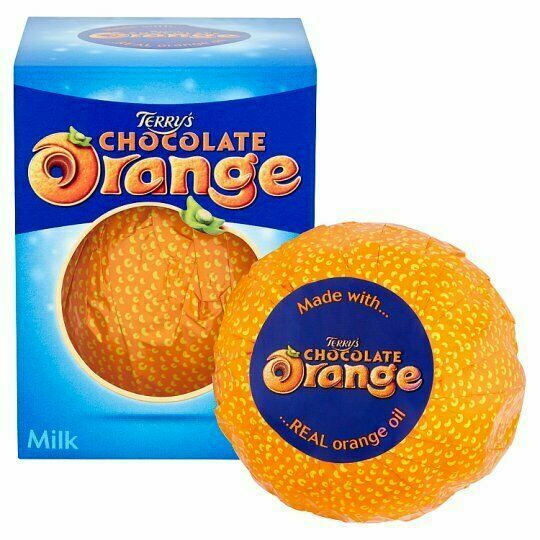 Terrys Chocolate Orange Bars 3 X 35g For Sale Online Ebay