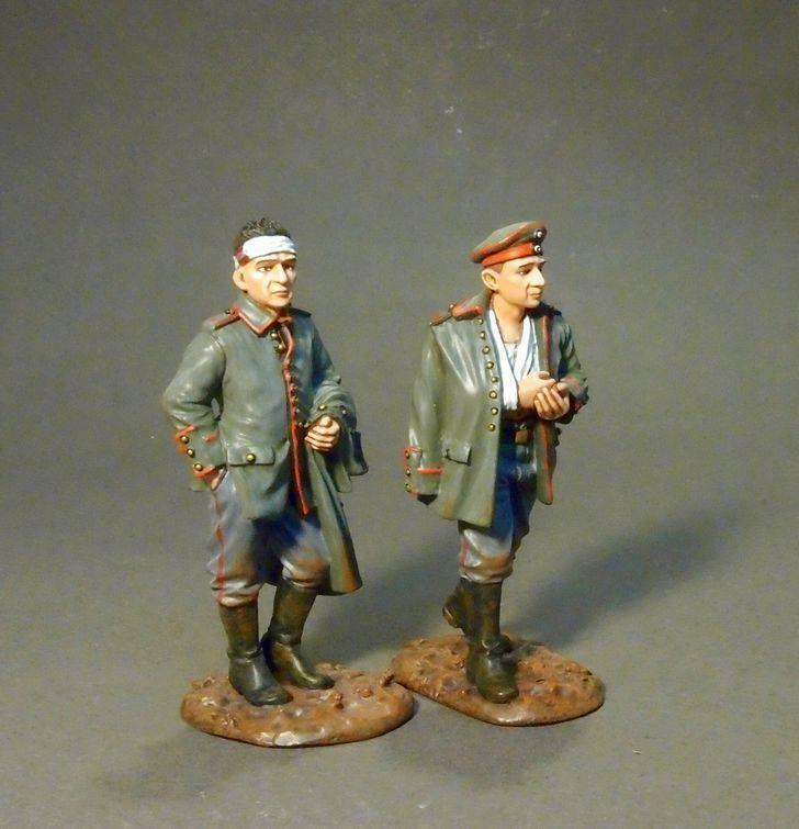 GWF-26 - 2 German Prisoners - First World War - John Jenkins