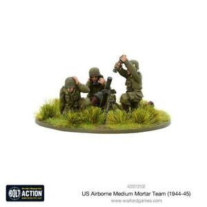 US-Airborne-Medium-Mortar-Team-1944-45-Warlord-Spiele-Bolzen-AKTION