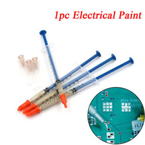 Tools-Silver-Electrical-Paint-Conductive-Adhesive-Glue-Wire-Conduction-Paste