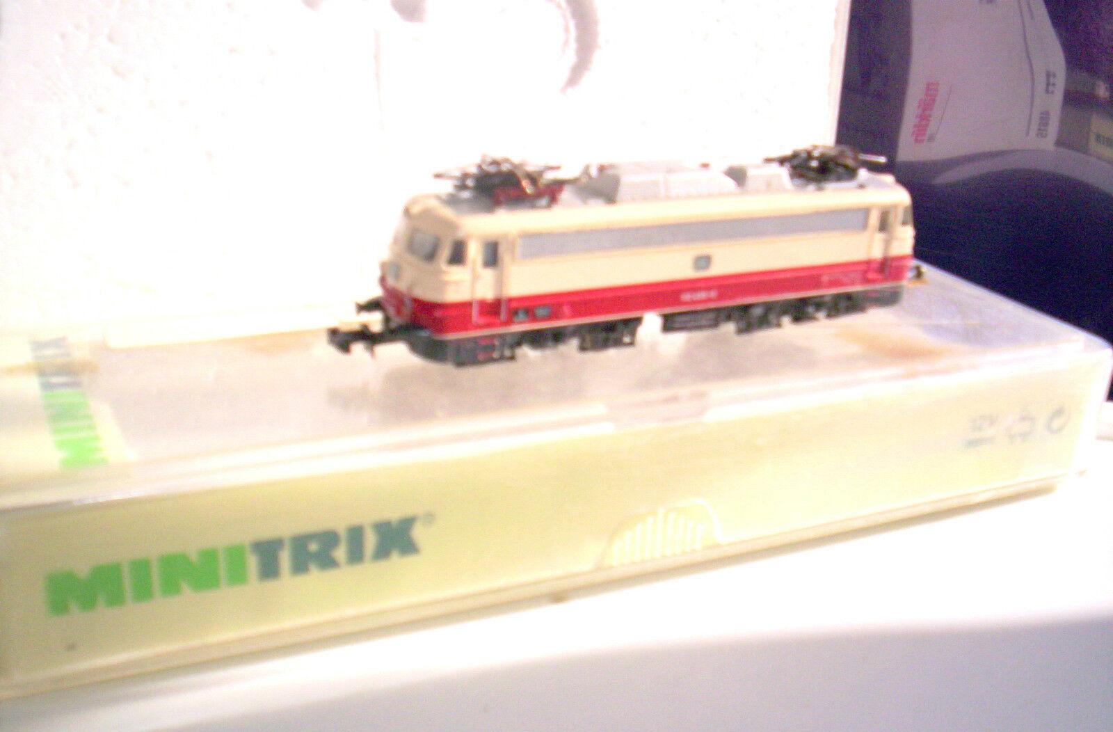 Minitrix 12055 elektrollok e 112 499-9 DB