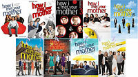 & Sealed Tv How I Met Your Mother Complete Series Seasons 1 - 9 Dvd