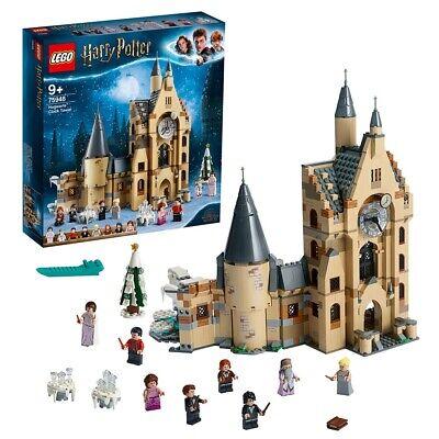 LEGO Harry Potter Hogwarts Castle Clock Tower 75948 PRE-ORDER
