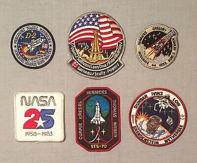 NASA 25TH ANNIVERSARY NEW ON CARD TIE TACK OR PIN 1958-1983