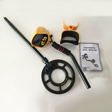 Pro Metal Detectors Waterproof Underground Underwater Treasure Hunt Tool Kit