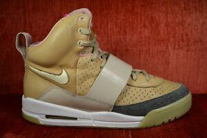 CLEAN Nike Air Yeezy 1 Net Tan 366164-111 Size 8 Rare ...
