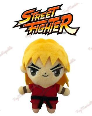Capcom Street Fighter 6 Inch Plush Dangler Keychain Little Buddy Brand Chun Li