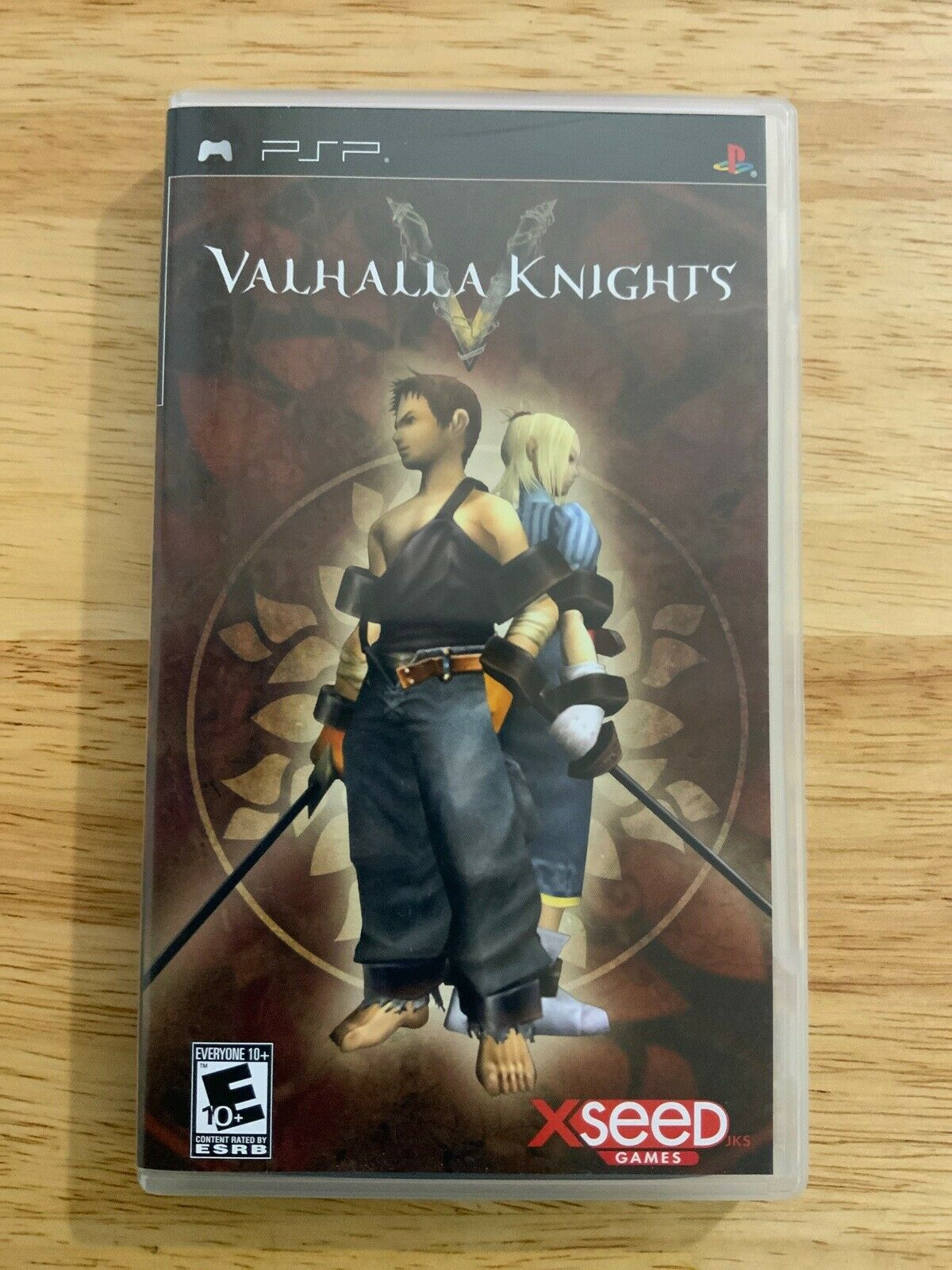 Valhalla Knights Sony Psp 2007 For Sale Online Ebay