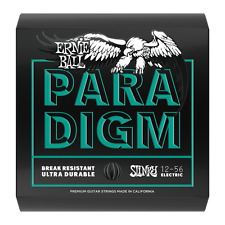 Ernie Ball Paradigm Not Even Slinky Electric Guitar Strings .012 - .056