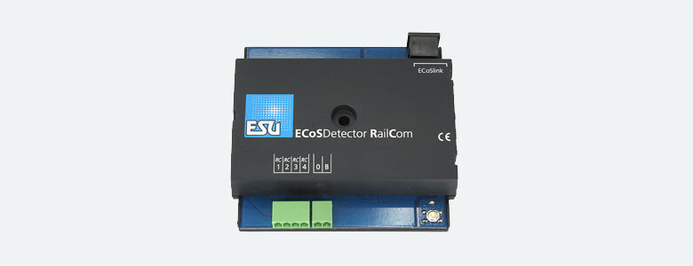 ESU 50098 ecosdetector RC rückmelde Modulo