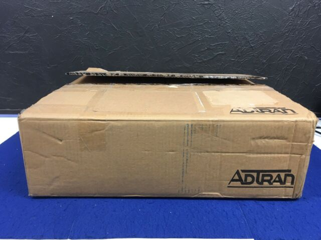 Adtran Netvanta 1638 48-port Layer 3 Gigabit Switch 4700568F1 NEW w/ WARRANTY☆✅☆