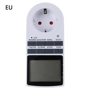 1pc-Presa-Elettrica-Temporizzata-Timer-Programmabile-Settimanale-Analogico-EU