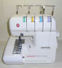 New SINGER 14J250 Stylist II Serger Overlock 2-3-4 Thread Sewing Machine