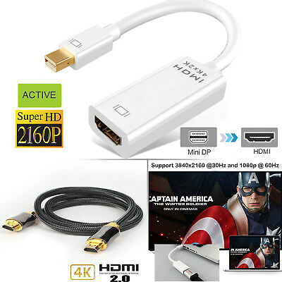Display Port to HDMI Converter with Audio Adapter+Ultra 25FT HDMI w//Cores,1080P