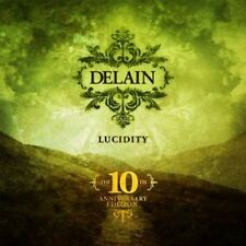 Delain - Lucidity : 10th Anniversay Edition - New CD - Pre Order - 21st October