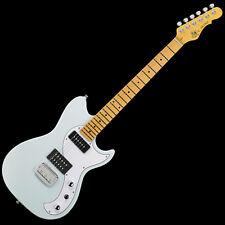G&L Fallout Tribute Electric Guitar Sonic Blue Maple Fretboard
