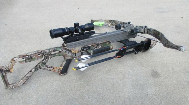 Excalibur Matrix Suppressor Micro 355 Custom Built Crossbow Compact Recurve