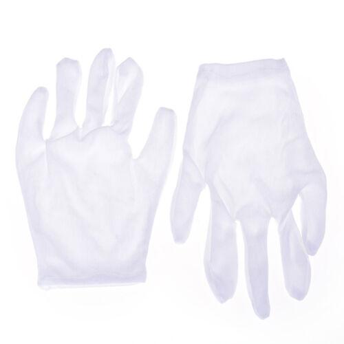 Blanc gants courts-capitaine clown magicien Santa Déguiseme~PL