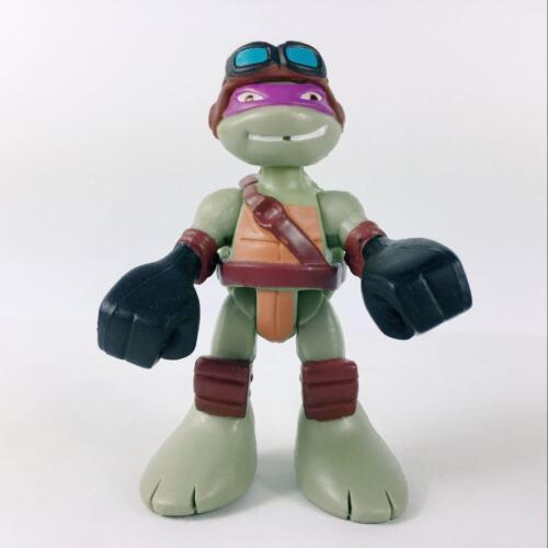 "TMNT Half Shell Heroes DONNIE  Nickelodeon 2.5/"" Teenage Mutant Ninja Turtles Toy"