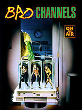 Bad Channels DVD, Full Moon Features, Charlie Spradling, Blue Oyster Cult