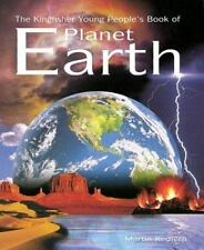 PLANET EARTH The Kingfisher Young People's Book by Marin Redfern NEW Hardcover