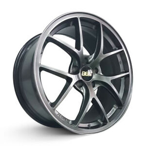 18-034-Black-Staggered-BBS-Alloy-Wheels-Rim-Sports-Mags-5x112-Mercedes-Benz