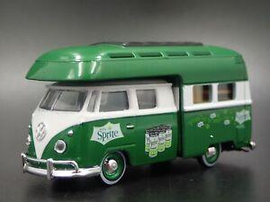 1950-1967 VW VOLKSWAGEN DOUBLE CAB PICKUP TRUCK 1:64 SCALE DIECAST MODEL CAR