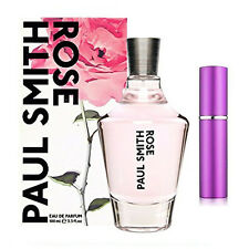 PAUL SMITH ROSE 5ML EDP SPRAY IN TRAVEL AIR SAFE REFILLABLE PINK ATOMISER 66