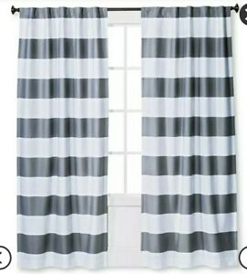 Pillowfort Light Blocking Lined Curtain