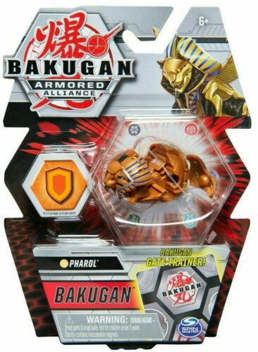 Bakugan Armored Alliance Gate Trainer Pharol NEW
