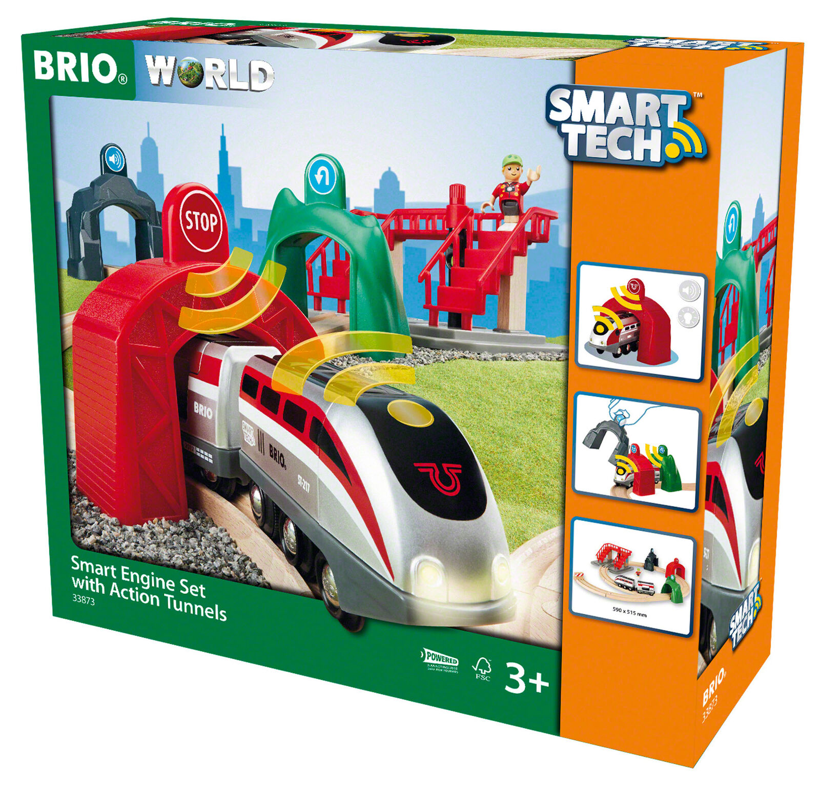 Brio - welt - parkhaus