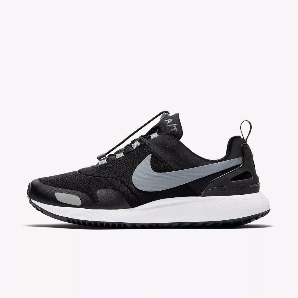 Nike air pegasus a / t tutto terreno acg 924469 002 nero / bianco / cool grey