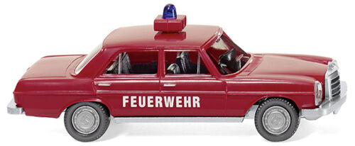 Wiking 086140 H0 PKW Mercedes 200//8 Feuerwehr