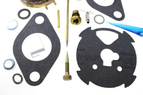 Carburetor Kit Float fits Cushman Truckster OMC 13298 13369 13568 162005   W35