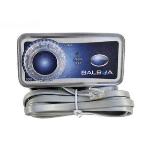 Jacuzzi 174 Alexa Analog Duplex 1btn W Knob Amp Phone Plug