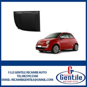FIAT-500-DAL-2007-AL-2015-TAPPO-GRIGLIA-PARAURTI-ANTERIORE-DESTRO-PASSEGGERO