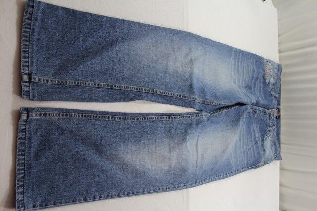 H5582 Diesel Basic Jeans W34  Blau  Sehr gut | Spielzeug mit kindlichen Herzen herstellen  | Sale Outlet  | Primäre Qualität  | Neuankömmling  | Um Sowohl Die Qualität Der Zähigkeit Und Härte