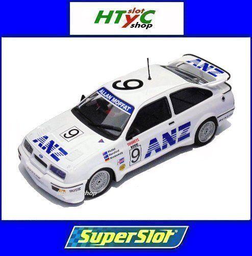 SUPERSLOT FORD SIERRA RS ANZ BATHURST 1988 MOFFAT   HANSFORD SCALEXTRIC H3910