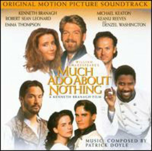 1 of 1 - Various Artists, Pat - Much Ado About Nothing (Original Soundtrack) [New CD]