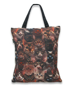 Liquor Brand - Rockabilly Shopper Tasche - Kittys