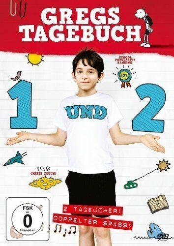 1 von 1 - GREG'S TAGEBUCH 1 + 2 (Zachary Gordon) 2 DVDs NEU+OVP