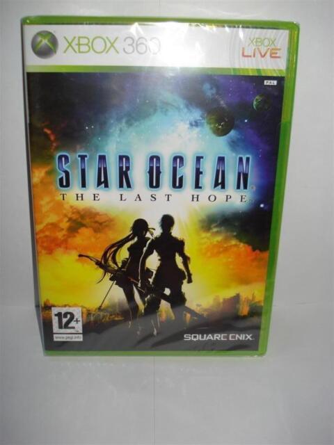 XBox 360:Star Ocean - The Last Hope [TOP RPG SQUARE ENIX] Fr