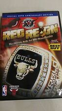 """NBA CHICAGO BULLS 1ST CHAMPIONSHIP 20TH ANNIVERSARY """"RED REIGN"""" DVD SEALED NEW"""