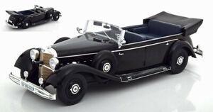 Modelo-De-Coche-Escala-1-18-Mercedes-770-W150-Convertible-Diecast-modellcar-Vintage