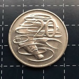 1996-AUSTRALIAN-20-CENT-COIN