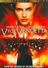 V for Vendetta 012569736603 With Natalie Portman DVD Region 1