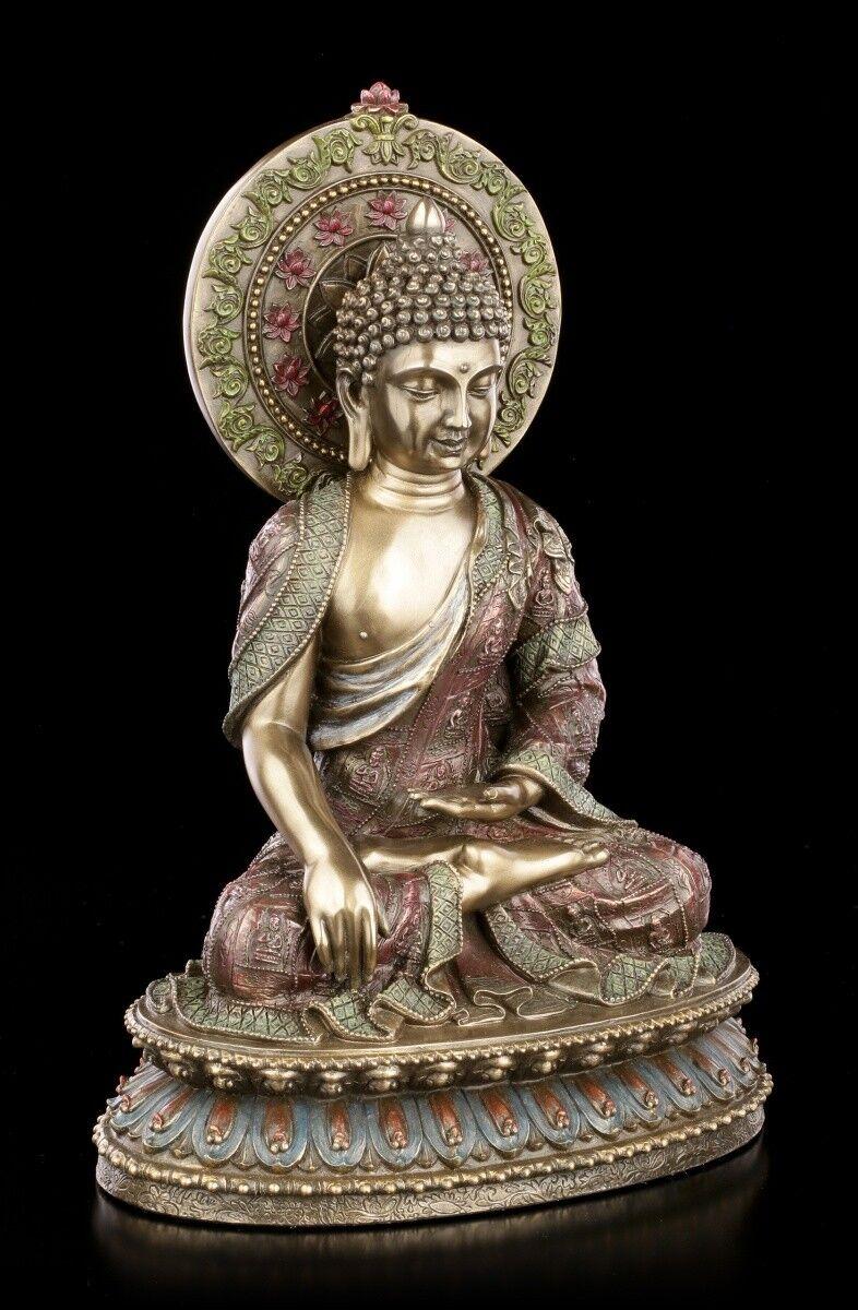 Sakyamuni Figura - Indiano Buddha - Veronese Veronese Veronese Dea Indiano Monaco Dekostatue fb2947