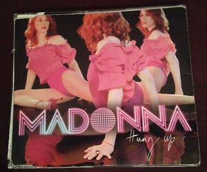 MADONNA-HUNG-UP-TRACK-CD-SINGLE-CD-1-POP-MUSIC-IN-VERY-GOOD-CONDITION