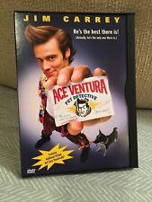 Black Comedy Detective Movie Ace Ventura Pet Detective Jim Carrey Costume Wig